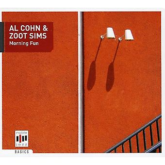 Al Cohn & Zoot Sims - Morgen Spaß [CD] USA import