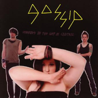 Gossip - Standing in the Way of Control [CD] USA import