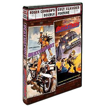 Død Sport/Battle lastbil [DVD] USA importerer