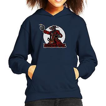 Rata Pirata Rat Pirate Kid's Hooded Sweatshirt