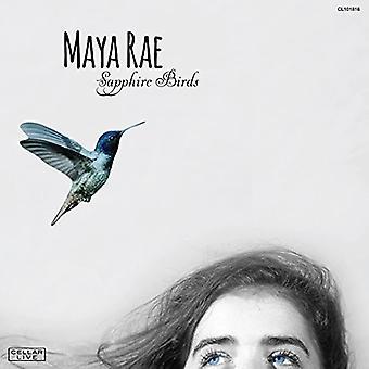 Maya Rae - Sapphire Birds [CD] USA import