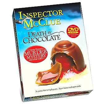 Inspektor McClue Murder Mystery - Death By Chocolate