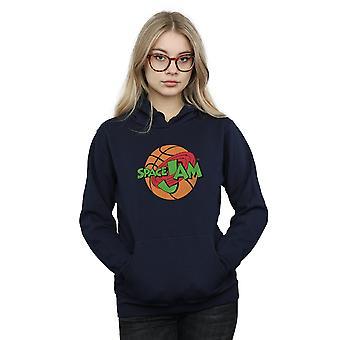 Space Jam vrouwen simpel Logo Hoodie
