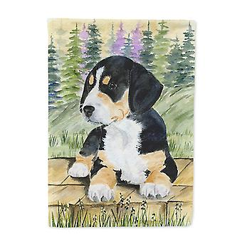 Carolines Treasures  SS8132-FLAG-PARENT Entlebucher Mountain Dog Flag