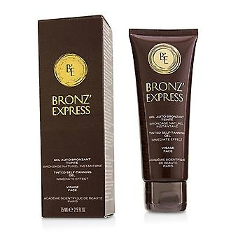 Academie Bronz ' Express Face tonet selv-tanning gel-75ml/2.5 oz