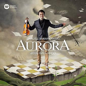 Wawrowski, Janusz/Gallardo, Jose - Aurora [CD] USA import