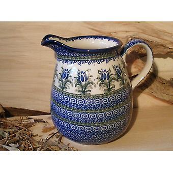 Jar, 1500 ml, height 16 cm, 7 - Bunzlauer porcelain - BSN 5046