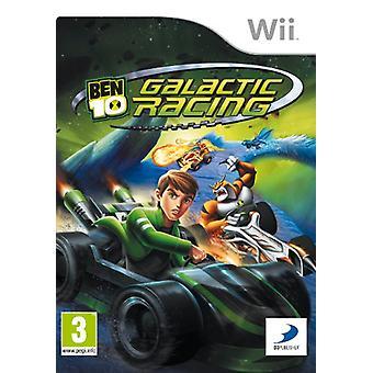Ben 10 Galactische racen (Wii)-nieuw