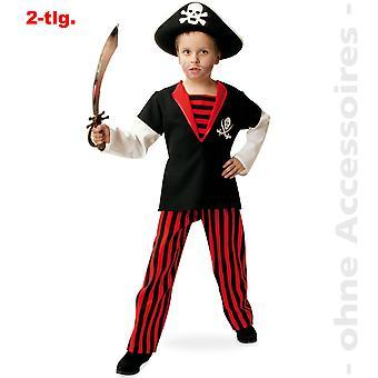 Pirat på havet kostume børn pirat kostume pirat sørøver barn kostume