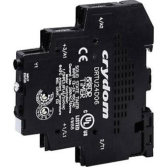Crydom SSR DRTC06D06 Current load (max.): 6 A Switching voltage (max.): 48 V DC Zero crossing 1 pc(s)