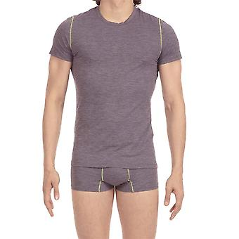 HOM Sport aallot T-paita - harmaa