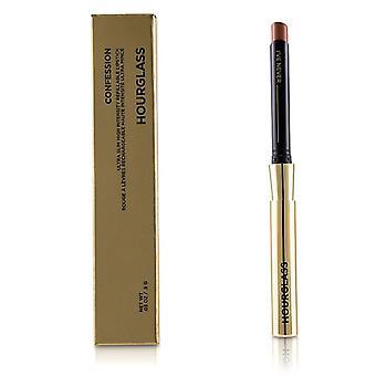 Zandloper Confession ultra slanke hoge intensiteit hervulbare Lipstick-# I ' ve nooit (naakt Rose)-0,9 g/0,03 Oz
