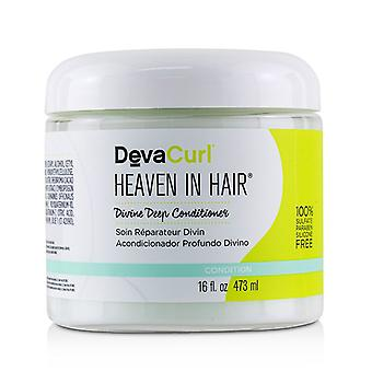 Heaven In Hair (divine Deep Conditioner - For All Curl Types) - 473ml/16oz