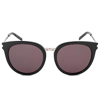Saint Laurent Full Rimmed Sunglasses SL123K 001 55