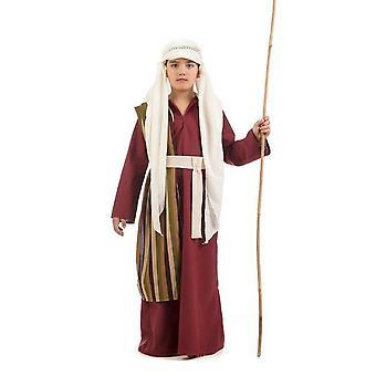 Joseph herder herder kostuum kind jonge kostuum Geboortekerk spelen Childs kostuum