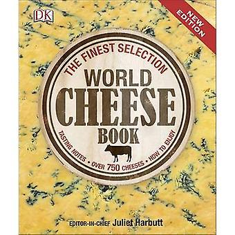 Livro de queijo do mundo por DK - 9780241186572 livro