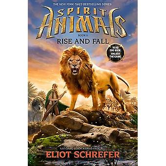 Rise and Fall by Eliot Schrefer - 9780545522489 Book