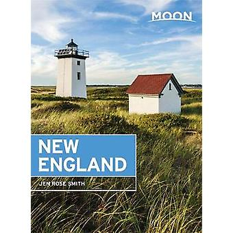 Moon New England (First Edition) by Jen Smith - 9781640491748 Book