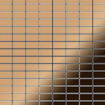 Fém mozaik titán ötvözet Bauhaus-ti-AM