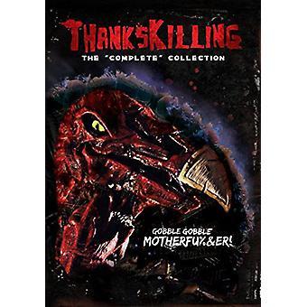 Thankskilling DVD Combo Pack [DVD] USA import
