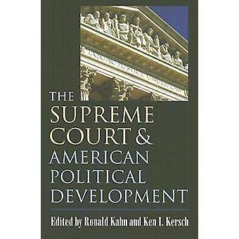 Højesteret og amerikansk politisk udvikling af Ronald Kahn-