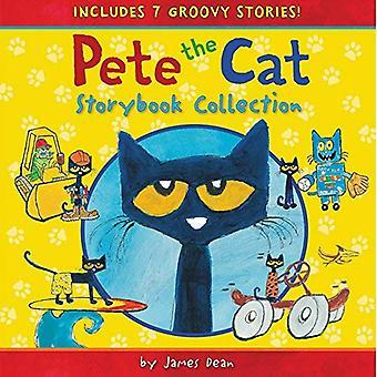 Pete der Katze Bilderbuch Sammlung: 6 Groovy Geschichten! (Pete die Katze (gebundene Ausgabe))