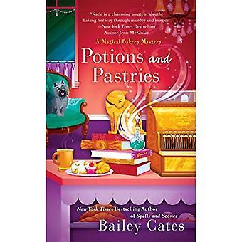 Pozioni e dolci (panetteria magico mistero)