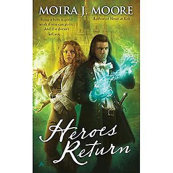 Heroes Return (Heroes Novels