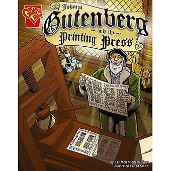 Johann Gutenberg e la stampa