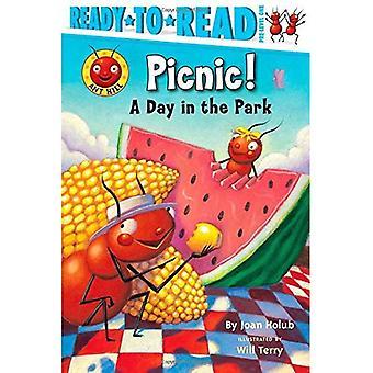Piknik!: dzień w parku (mrowisko dzieci (gotowy do odczytu Qualtiy papieru))