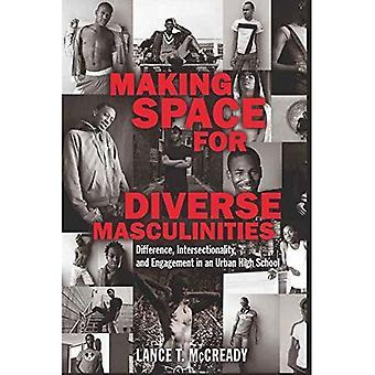 Haciendo espacio para diversas masculinidades: diferencia, interseccionalidad y el compromiso en una High School secundaria urbana, Vol. 50