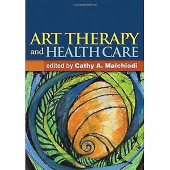 Konstterapi och hälso-och sjukvård