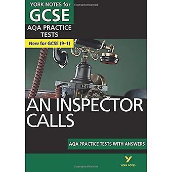 Um inspetor chama AQA prática testes: Notas de York para GCSE (9 - 1) - notas de York