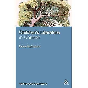 Children's Literature in Context (teksten en contexten)