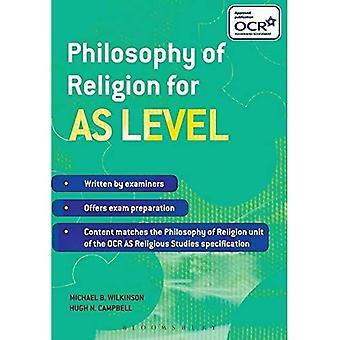 Filosofie van de religie voor als niveau