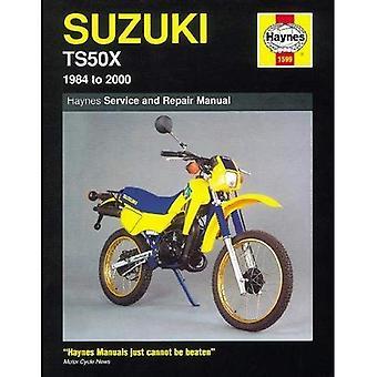 Suzuki TS50X (1984-99) Service et manuel de réparation (Haynes Service et manuels de réparation)