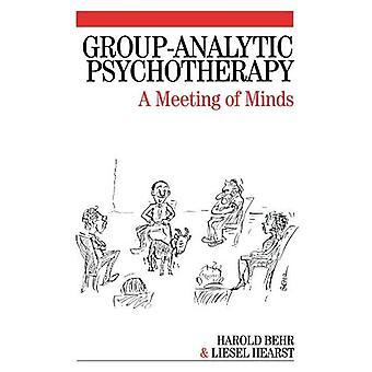 Groep analytische psychotherapie: Een vergadering van geesten