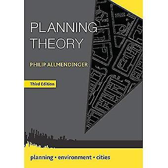 Planungstheorie (Planung, Umwelt, Städte)