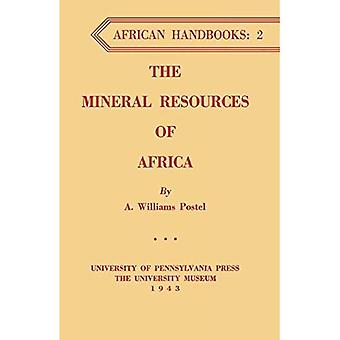 Os recursos minerais de África