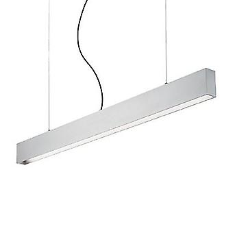 Ideal Lux - Club d'argento a sospensione a LED IDL137995
