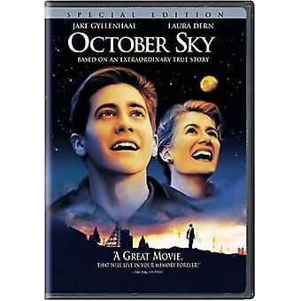 Oktober Sky [DVD] USA import