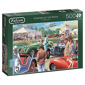 Falcon Deluxe - Legends of The Track - 500 XL stuk puzzel