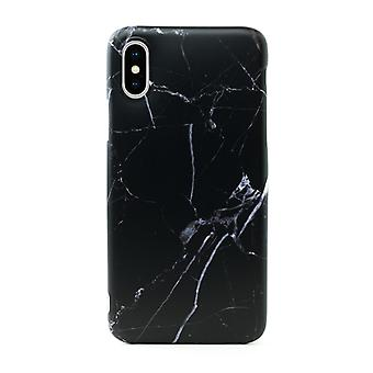 iPhone XS Max | Soft marmor Case, mange farger!