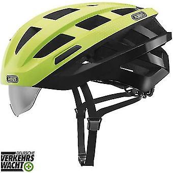Abus in Vizz ascent bike helmet / / green comb