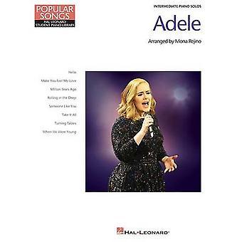 Adele - Popular Songs Series by Adele - 9781495062803 Book