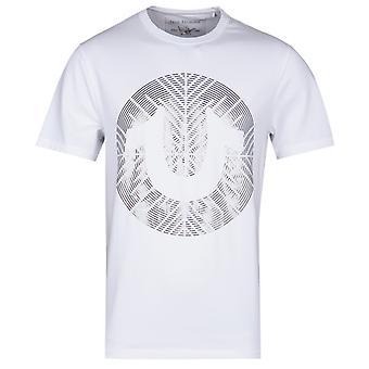 True Religion Gel Horseshoe White T-Shirt