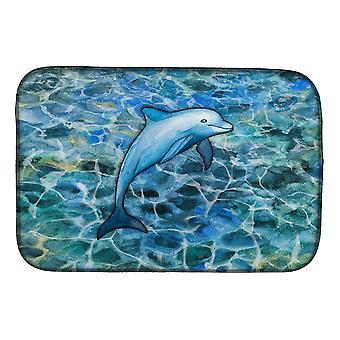 Carolines Treasures  BB5356DDM Dolphin Dish Drying Mat