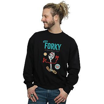 Disney heren Toy Story 4 vorken handgemaakte vriend Sweatshirt