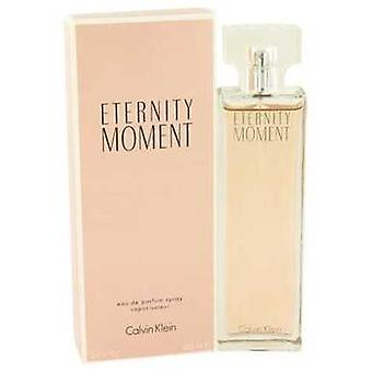 Eternity Moment By Calvin Klein Eau De Parfum Spray 3.4 Oz (women) V728-415830