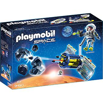 Playmobil 9490 Mars Satellite Meteoroid Laser